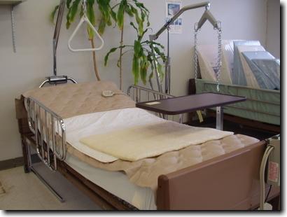 camas hospitalares